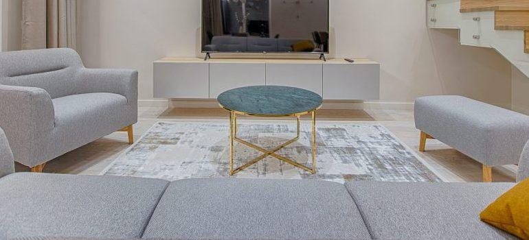 cozy-looking living room